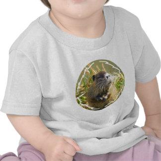 Beaver Photo Baby T-Shirt