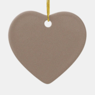 Beaver Star Dust Ceramic Heart Decoration