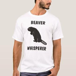 beaver whisperer T-Shirt