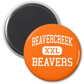 Beavercreek - Beavers - High - Beavercreek Ohio Magnet