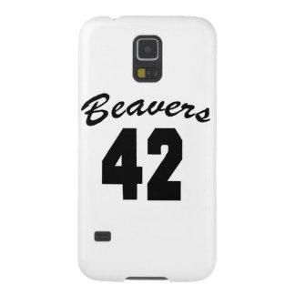 Beavers #42 galaxy s5 covers