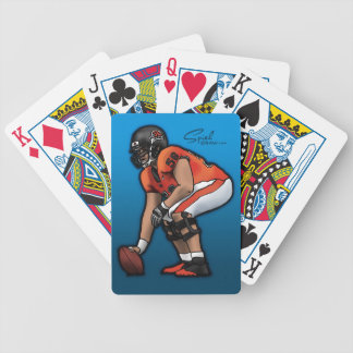 Beavers #56 bicycle playing cards