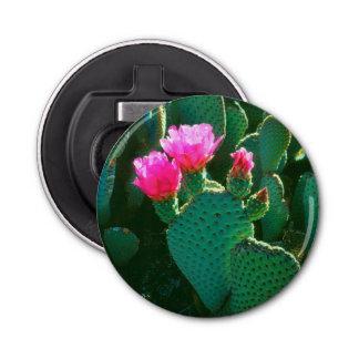 Beavertail Cactus Flowers