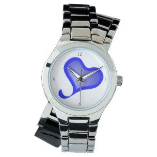Bebeloves Silver Wrap Around Watch