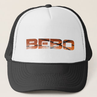 bebo cute trucker hat