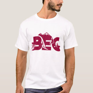 BEC Unisex Casual Cotton Tee