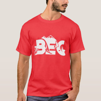 BEC Unisex Casual Tee - RED