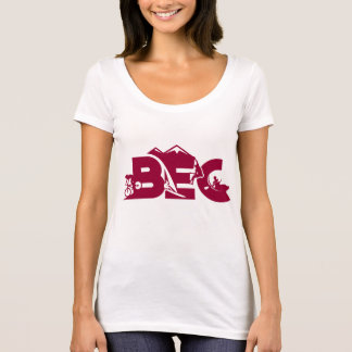 BEC Women's Casual Sports Tee