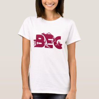 BEC Women's Specific Casual Cotton Tee