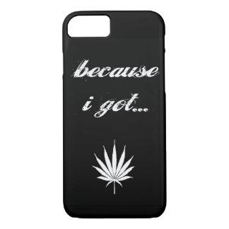 Because I got iPhone 7 Case