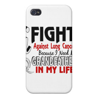 Because I Need My Grandfather Lung Cancer Case For iPhone 4