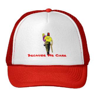 Because We Care Cap