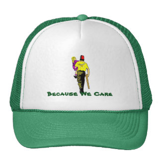 Because We Care Cap
