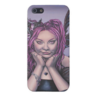 because you're mine gothic faery i phone 4 case