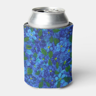 Becca's Flowers Can Cooler