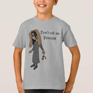 Becky Bunnie -Dont call me Princess Tshirt