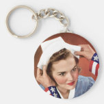 Become A Nurse Keychain