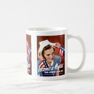 Become a Nurse Coffee Mug