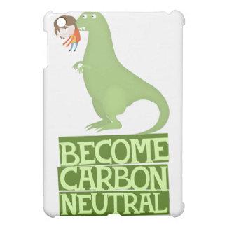 become carbon neutral iPad mini cover