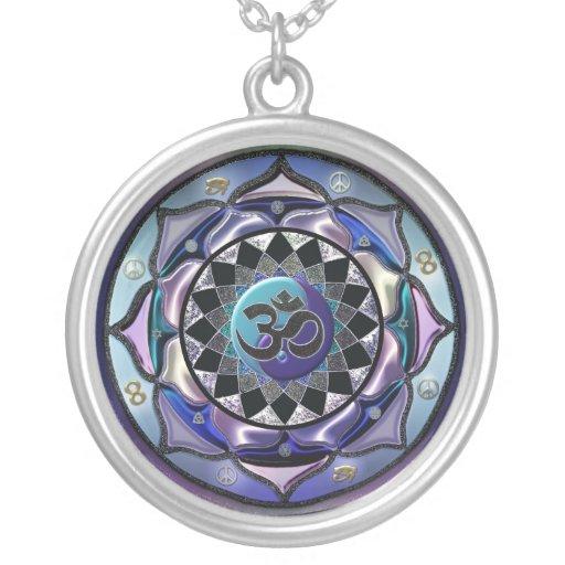 Become the Change Mandala Custom Necklace