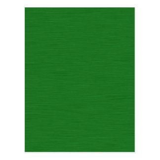 Becomes green Holzmaserung Postcard
