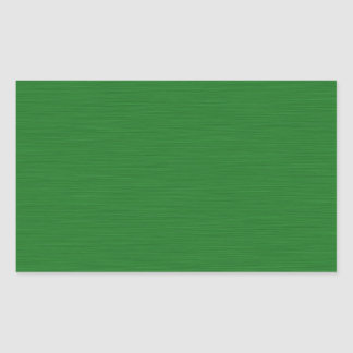 Becomes green Holzmaserung Rectangular Sticker