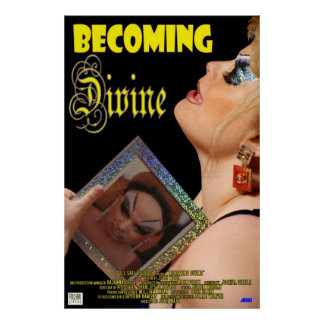 Becoming Divine Poster