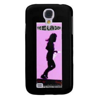 Bed Alarm Dash In Pink Galaxy S4 Case