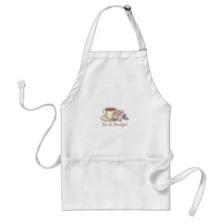 BED & BREAKFAST STANDARD APRON