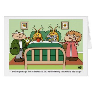 Bed Bug Card
