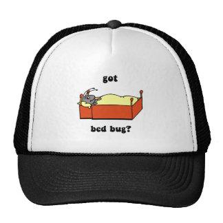 Bed bugs trucker hat