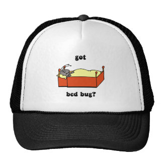 Bed bugs mesh hat