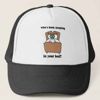 Bed bugs trucker hat