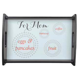 Bed in Breakfast   Mother's Day   Personalised Serving Tray