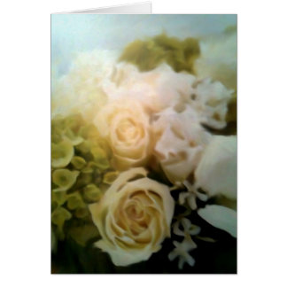 Bed Of Roses Card