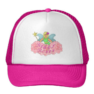 Bed of Roses Mesh Hats