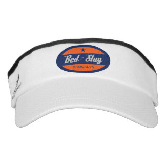Bed Stuy Brooklyn New York Visor Hat