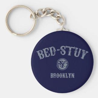 Bed-Stuy Keychains