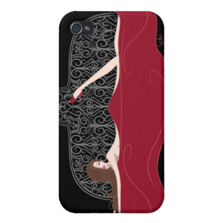 Bed Time iphone 4 Case For iPhone 4