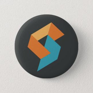 Bedazzale Galore 6 Cm Round Badge