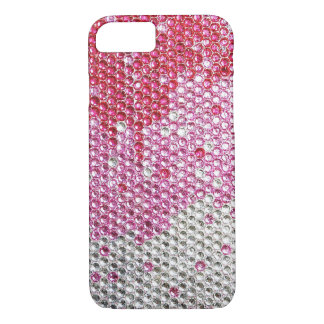 BEDAZZLED IN PINK Barely There iPhone 7 Case
