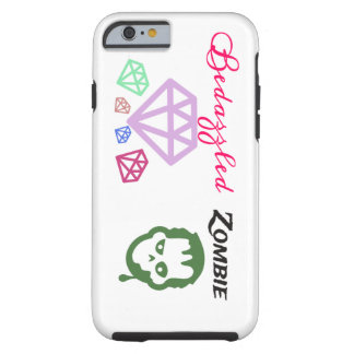 Bedazzled Zombie phone case