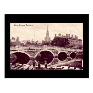 Bedford 1911 postcard