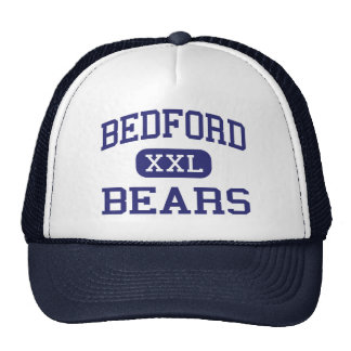 Bedford Bears Middle Westport Connecticut Cap