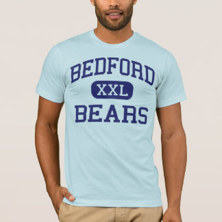 Bedford Bears Middle Westport Connecticut T-Shirt