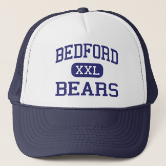 Bedford Bears Middle Westport Connecticut Trucker Hat
