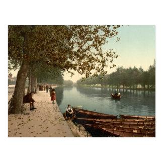 Bedford III, Bedfordshire, England Postcard