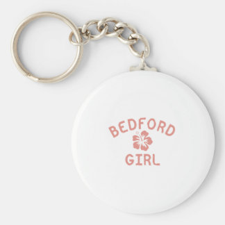 Bedford Pink Girl Key Chains