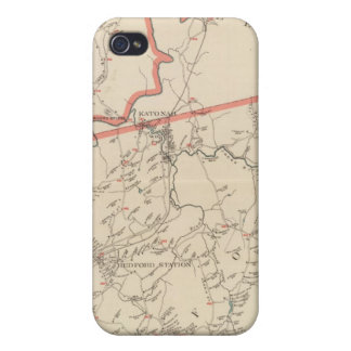 Bedford, Somers towns iPhone 4/4S Covers
