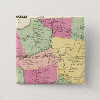 Bedford,Town 15 Cm Square Badge